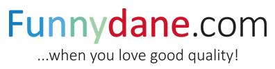 Funnydane.com logo