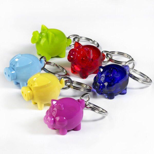 Pig farm - Glückschwein keychains