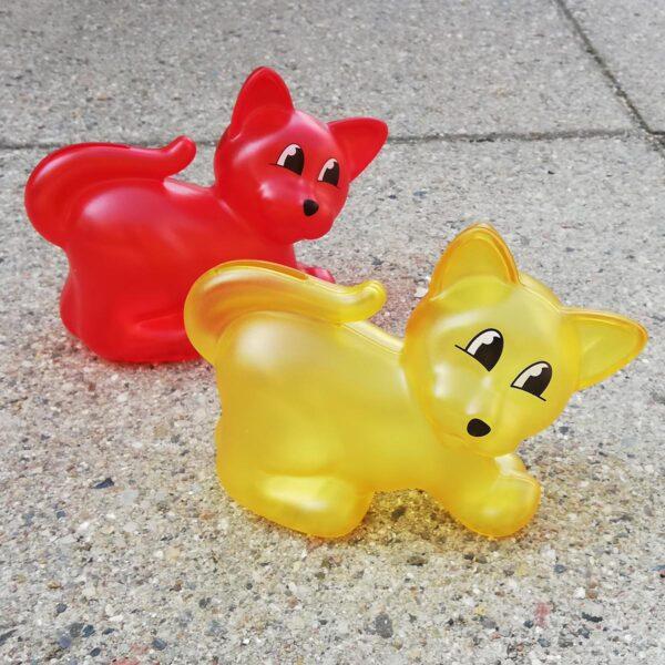 Cat Moneybox set - childrens moneybox - gift for cat lovers