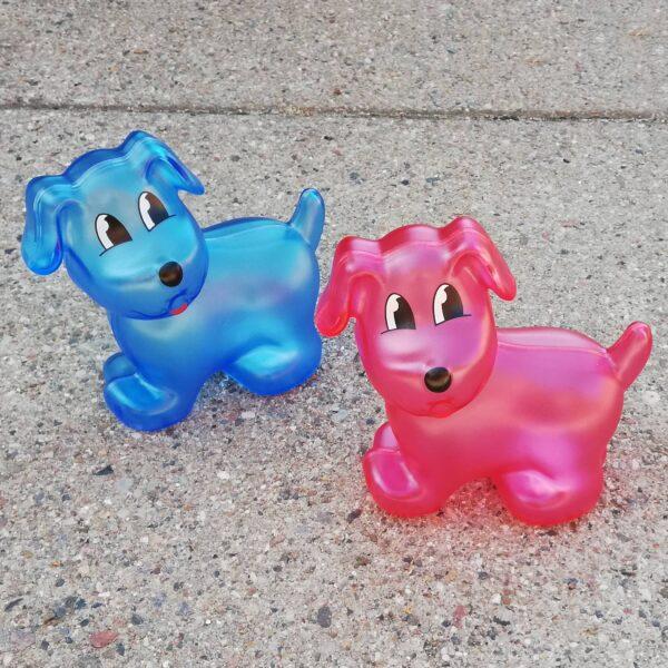 Dog Moneybox set - childrens moneybox - gift for dog lovers