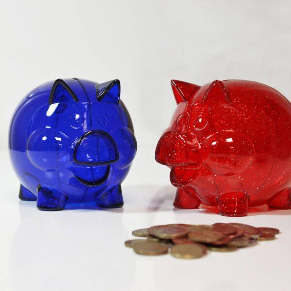 Maxi Piggybanks - Pigs for saving up