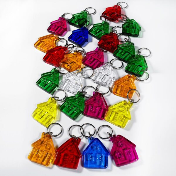 House keychains mega package